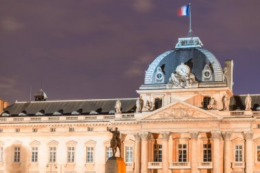Ecole Militaire in Paris