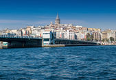 Photo Galata tower and quarter in Istanbul