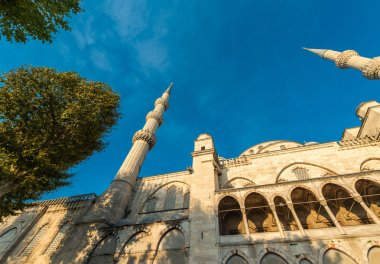 Sultanahmet Camii, Istanbul. The Blue Mosque