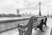 Fotografie Lavice před Holborn, Londýn