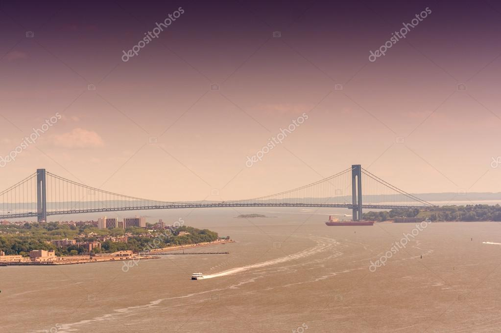George Washington Bridge in New York City