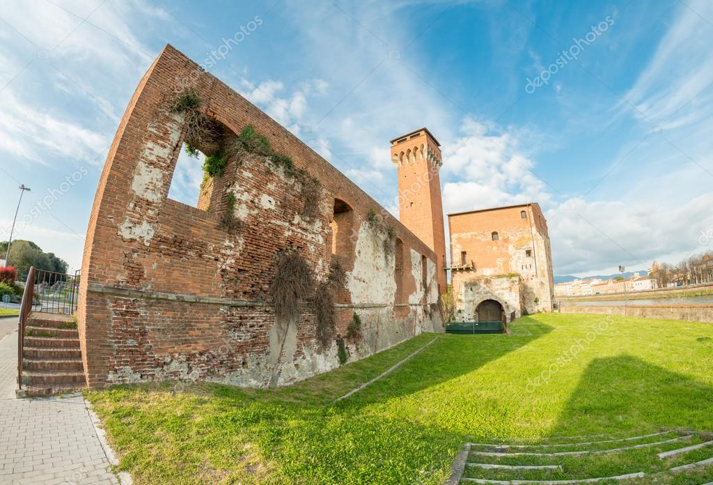 The Citadel, Pisa - Ancient landmark of Tuscany