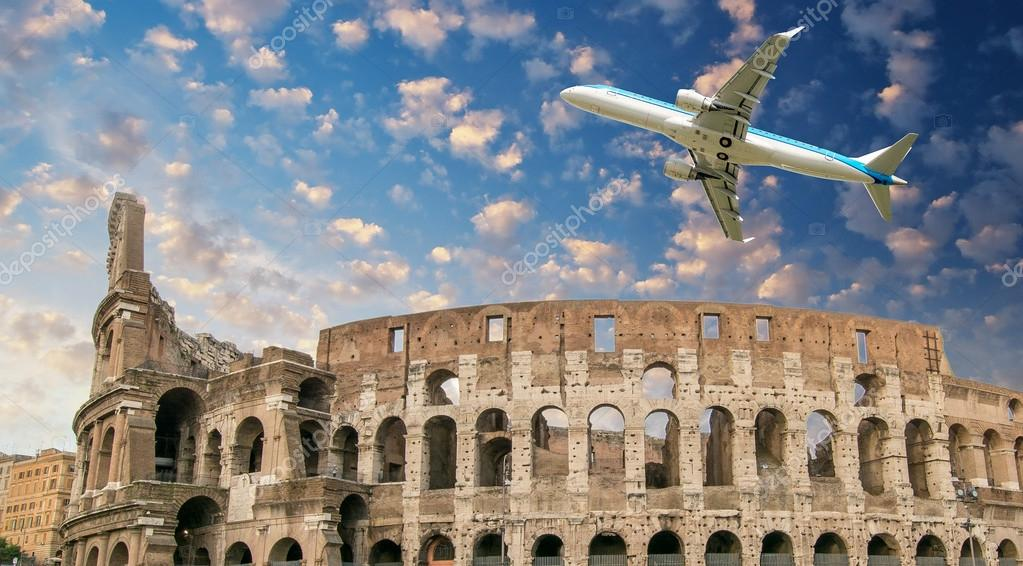 Image result for rome flight
