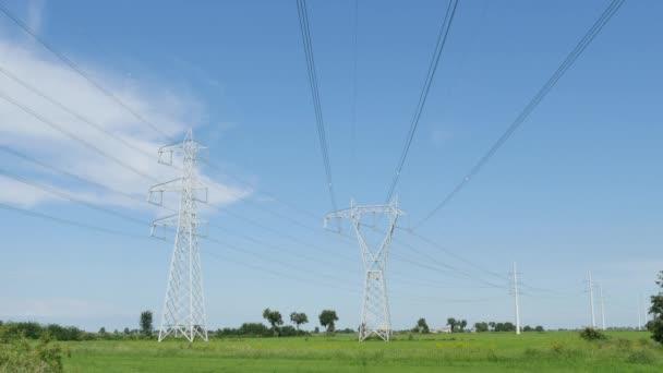 elektrické dráty a tyče