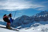 Lyžařské Slalomák