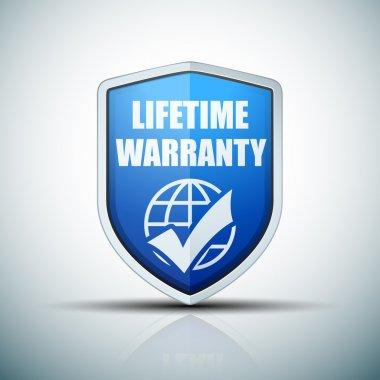 Lifetime Warranty Shield