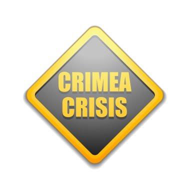 Crimea crisis  Hazard sign