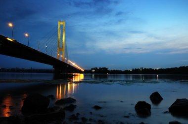 Southern Bridge, Kyiv