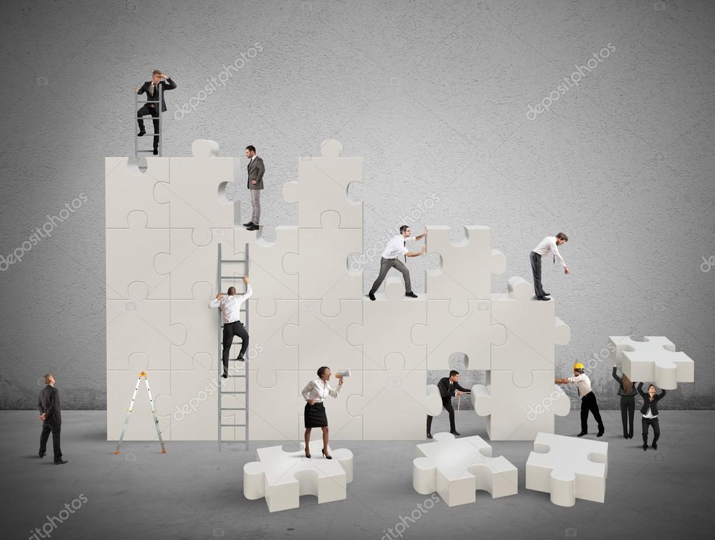 Construction of collaborative team