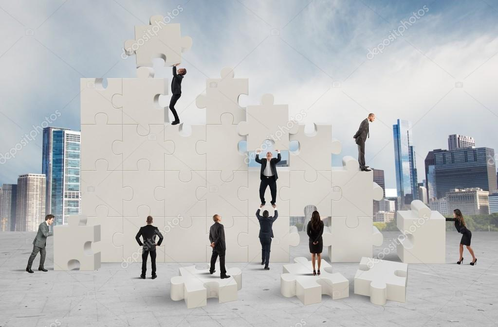 Construction of collaborative company