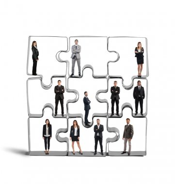 Cooperation and integration for a successful business team