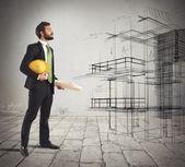 architekt představí projekt