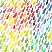 Akvarell színes absztrakt háttér