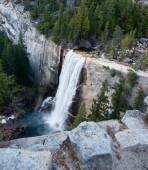 Nevada vodopády v Yosemite