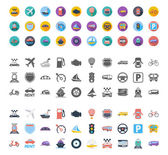 Photo Transportation icon set