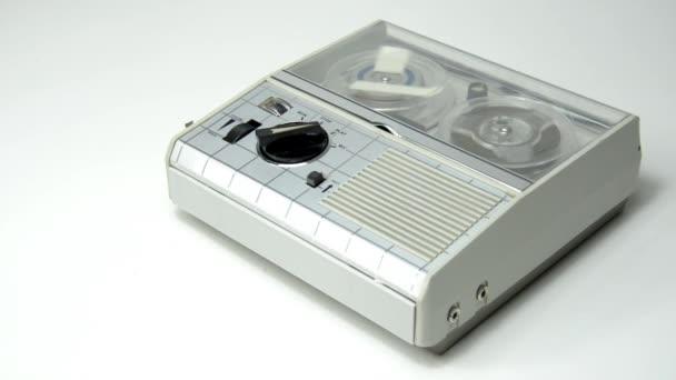 Mini starý magnetofon