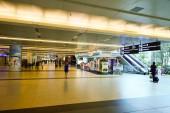 Interiér letiště Changi