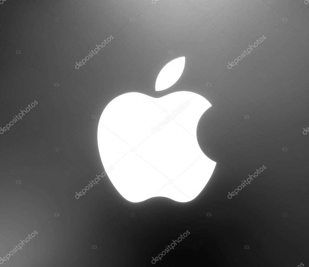apple sign in dubai mall – stock editorial photo © teamtime #107075278