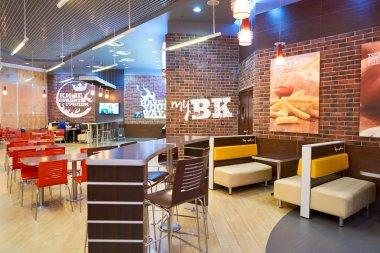 Burger King restaurant