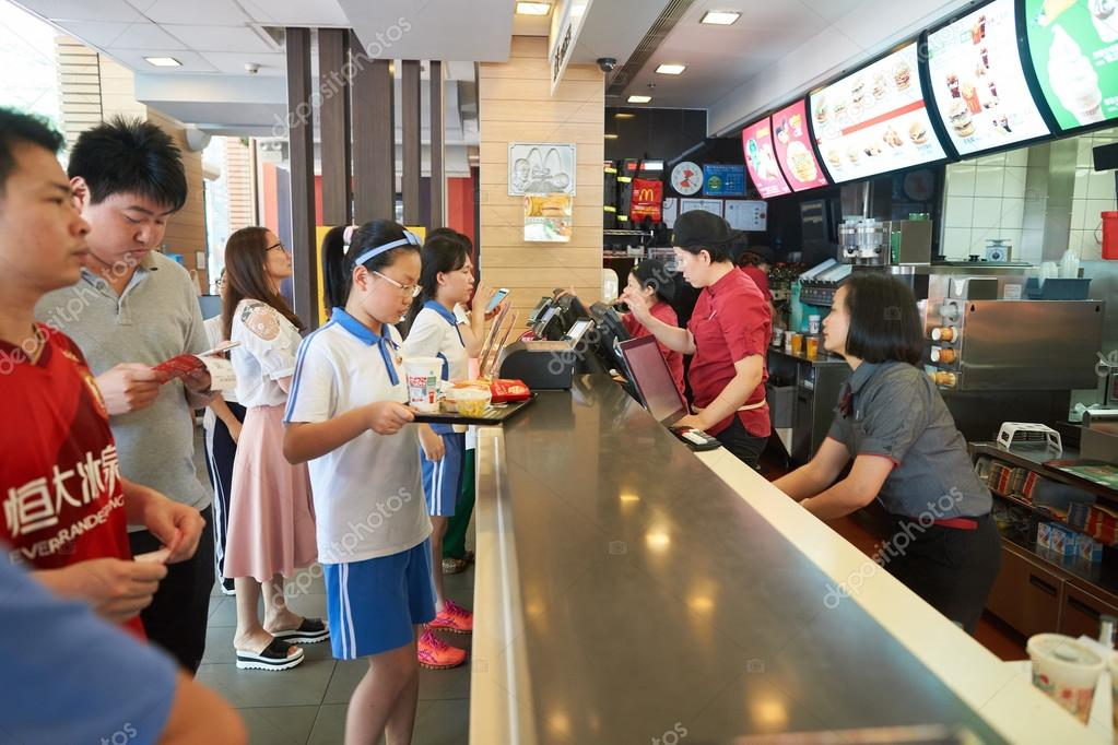 micro environment of mcdonalds Micro environment micro environment consists of the different types of stakeholders outside the organisation the constituents or stakeholders of the micro environment include customers, suppliers, creditors, distributors, dealers, etc.