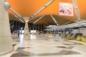 Kuala Lumpur airport belső