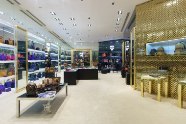 Dubai Mall linterior