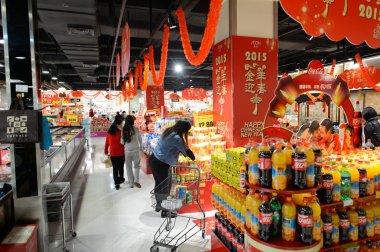Shopping center in ShenZhen