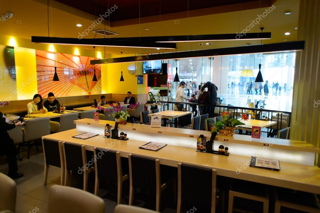 Ajisen Ramen Restaurant Interior Stock Editorial Photo Teamtime