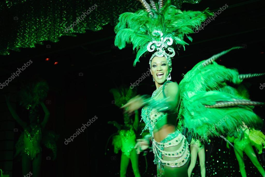 Cabaret Show Moulin Rose Phuket