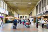 Vlakové nádraží v Helsinkách