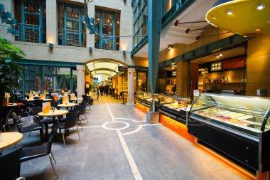 Cologne Modern cafe interior