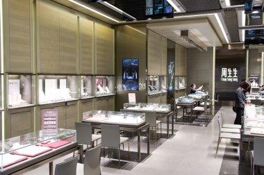 jewellery store interior