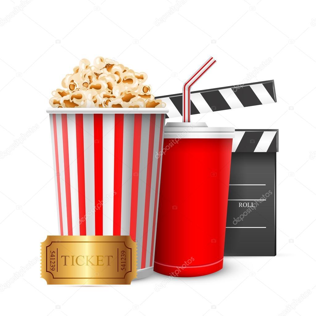 kino klappe film reel getr u00e4nk popcorn und tickets movie tickets clip art black and white movie ticket clip art image