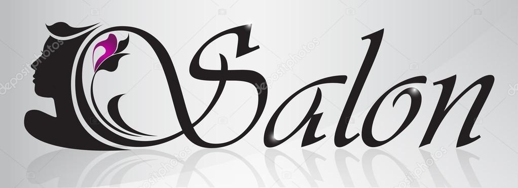 beauty salon logo design template stock vector urfingus 114840110