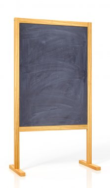 Board menu or to study on a white background