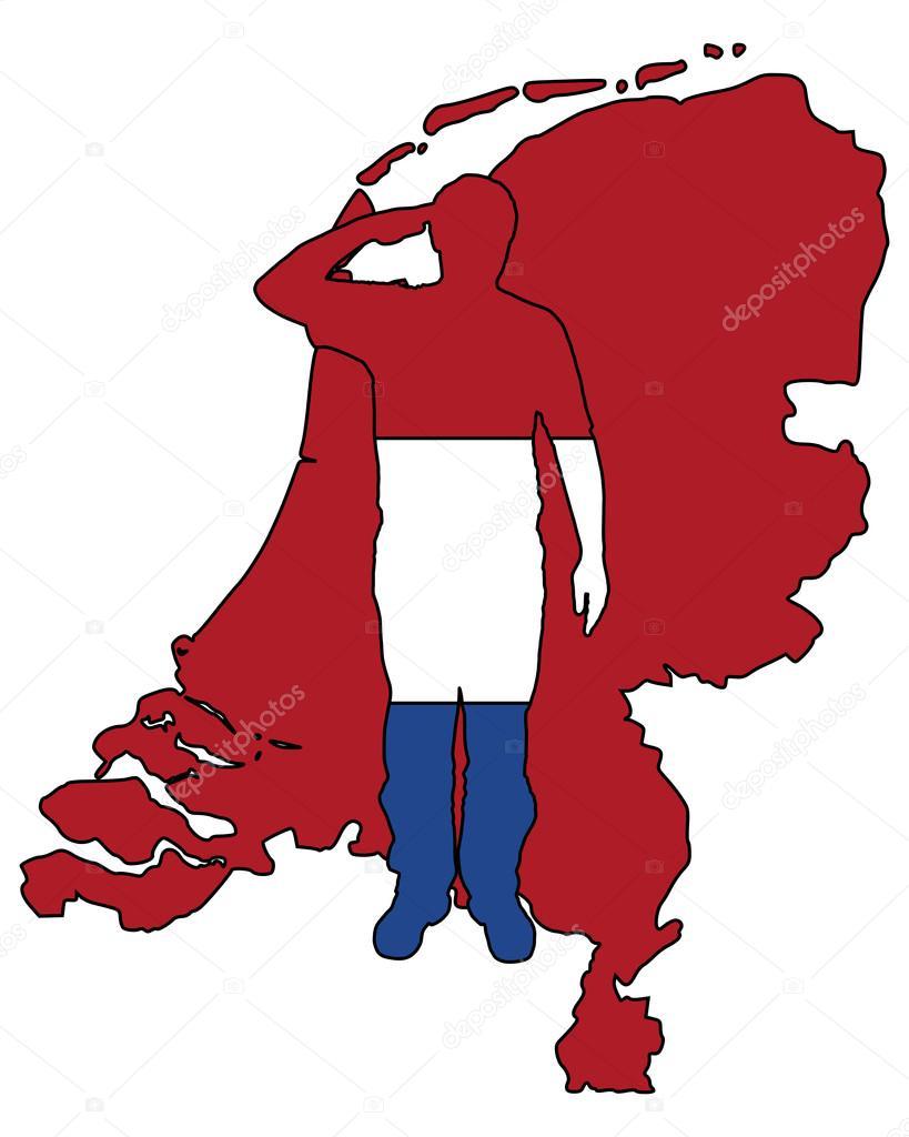 Como Decir Feliz Navidad En Holandes.Saludo Holandes Vector De Stock C Lantapix 58724873