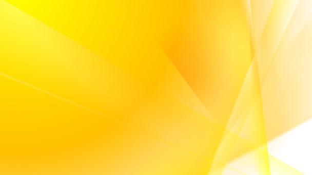 Absztrakt sárga OVA epizódnak puha csíkokkal