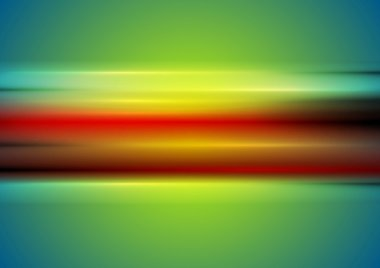 Conceptual glowing stripes abstract background