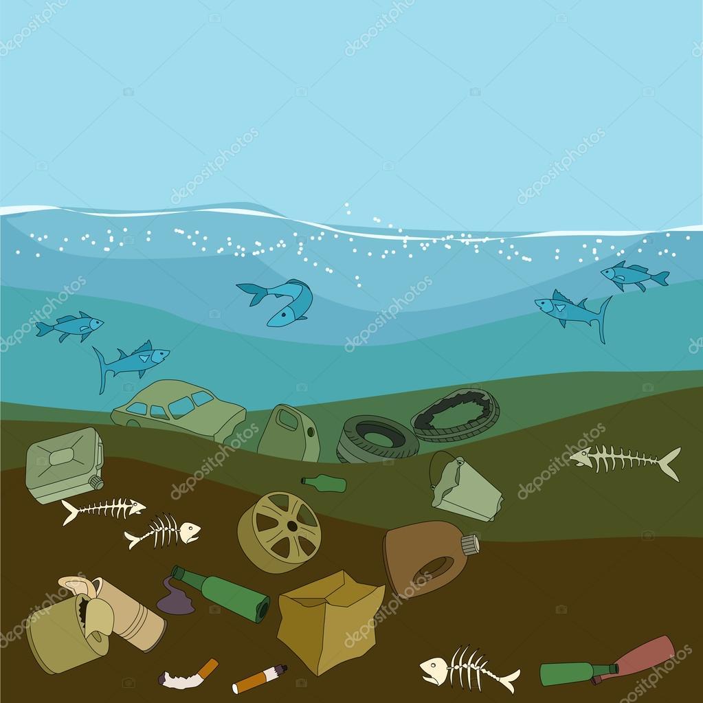 how to teach children abou plastic in ocean