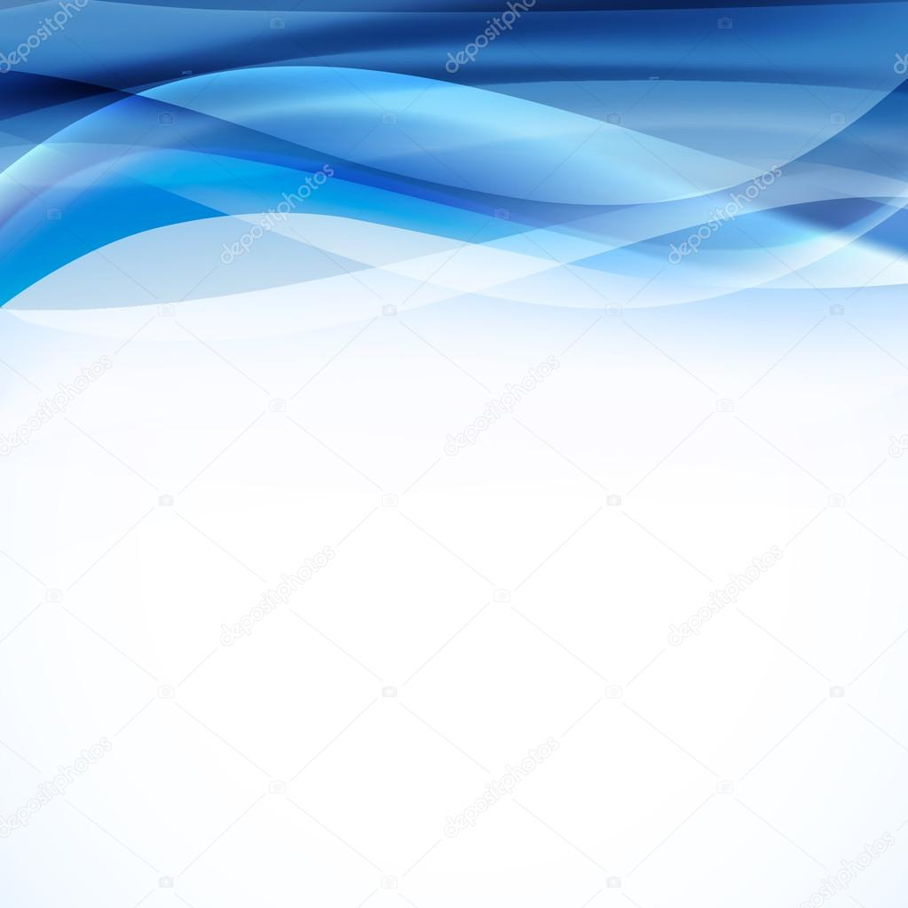 blue background with transparent horizontal top border vector