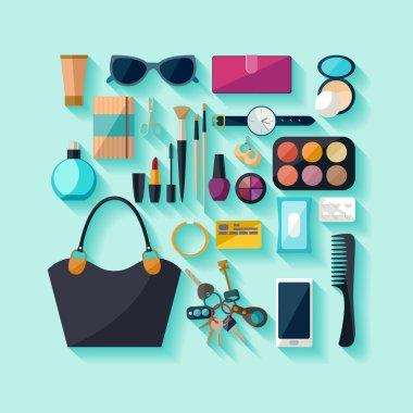 Women accessories.