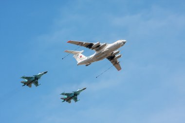 aircraft tanker and bombers