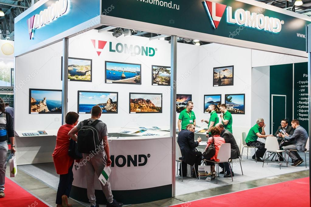 Photography Expo Stands : Visitors and exhibitors at exhibition u2013 stock editorial photo