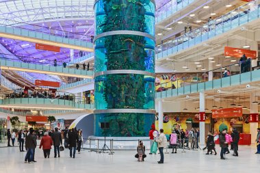 Aviapark - shopping and entertainment, Moscow