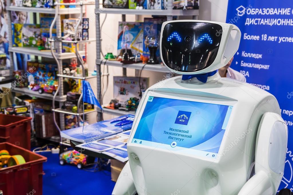 International Exhibition of Robotics and advanced technologies