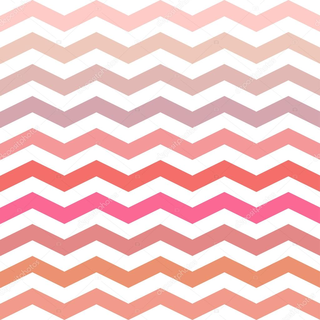 chevron zigzag seamless pattern vector pink and white colors pattern seamless texture for girly design vector by mcherevan