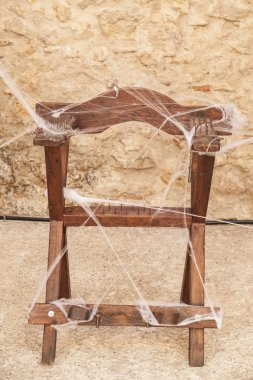 Medieval instruments of torture of the Inquisition in Spain