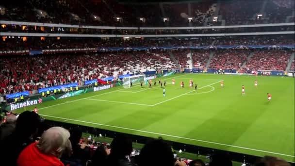 Labdarúgás Benfica vs Galatasaray