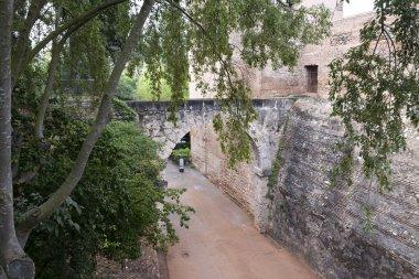 Alhambra Entrance Cuesta de los Chinos
