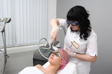 Spa treatments laser